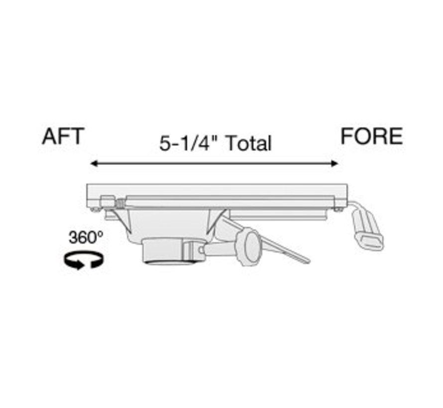 "Trac-Lock™ Slide & Swivel Locking 2-3/8"" Air Ride"