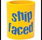 Can Cooler Shipfaced Geel/Blauw