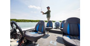 Tempress Probax boat seats