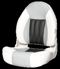 Tempress ProBax® Hoge rug Bootstoel White/Gray/Carbon
