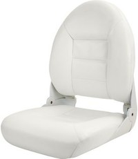 Tempress Navistyle ™ High Back Boat seat White