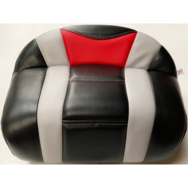 Tempress Pro Casting Seat Edge Black/Gray/Black/Red