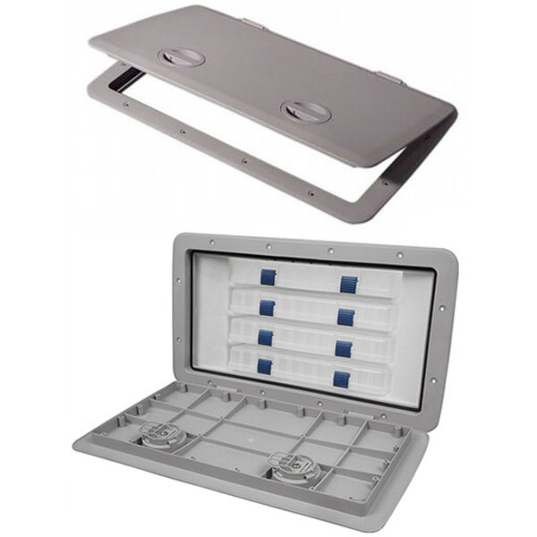 Tempress 1323 Cam Tackle Hatch Gray