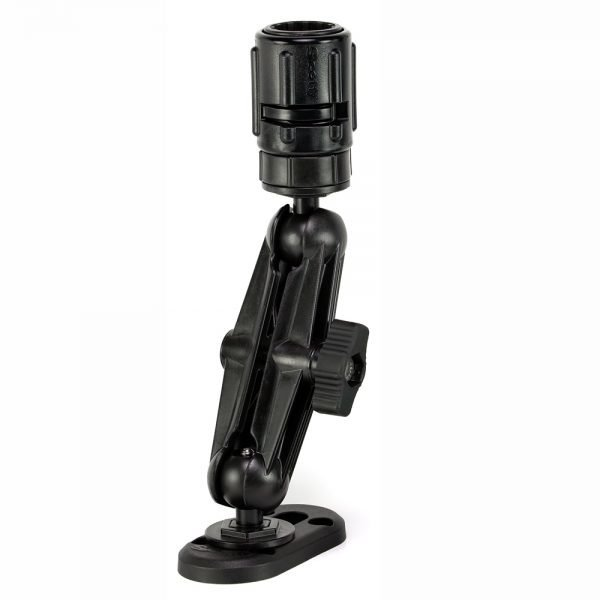 Scotty 151 Ball Mounting System with Gear-Head and Track