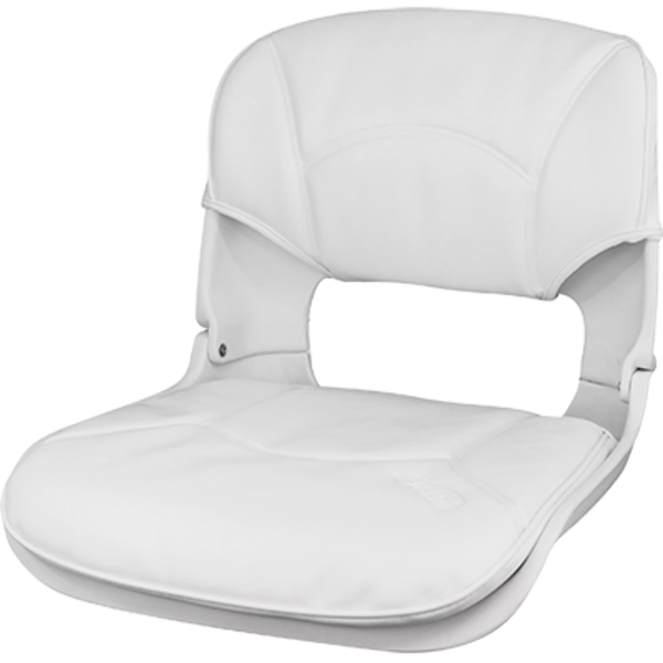Tempress All Weather Low Back White / White