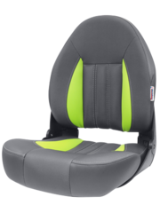Tempress ProBax® High back boat seat Green/Charcoal
