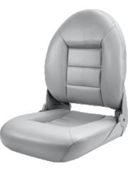 Tempress Navi Style High Back Chair Boot Grau