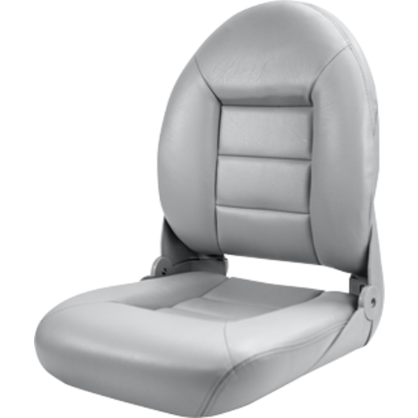 Tempress Navistyle High Back Boat Chair Gray