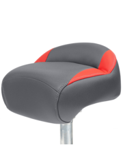 Tempress Pro Casting Seat Charcoal/Red/Carbon