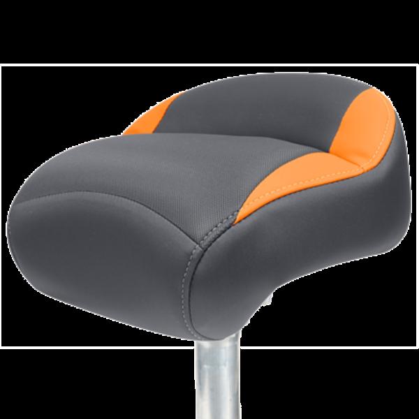 Tempress Pro Casting Seat Charcoal/Orange/Carbon
