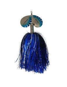 Effzett Pike Rattlin' Spinner 6 40gr Silver/Blue