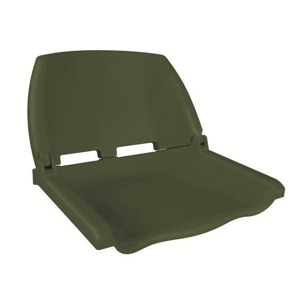 Eggers Folding Poly Seat Green