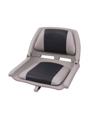 Eggers Folding Poly Seat Gray/Charcoal