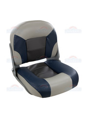 Springfield Premium Skipper boat chair Gray / Blue / Meteor