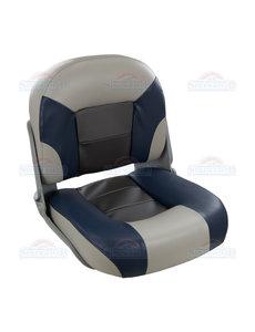 Springfield Premium Skipper boat chair Gray / Blue / Meteor