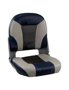 Springfield Premium Skipper boat chair Gray / Blue