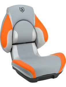 Attwood Centric X Tour Silver/Tangerine