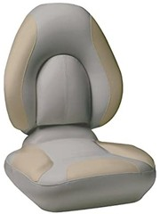 Attwood Centric SAS Fully Upholstered Gray/Tan