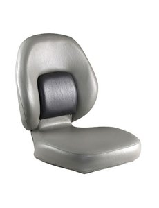 Attwood Classic Seat Gray/Charcoal