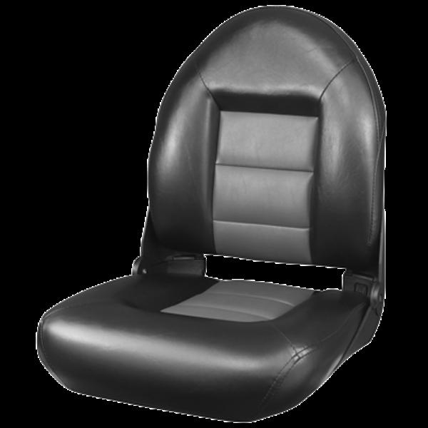 Tempress Navistyle High Back Bootstoel Black/Charcoal