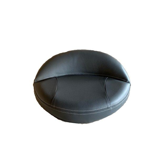 Eggers Comfort Casting Seat Donkergrijs