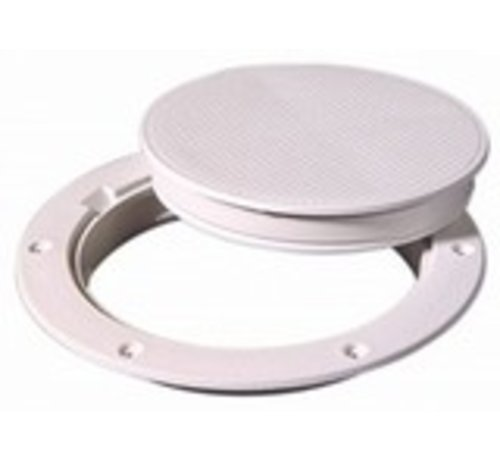 "Tempress Deck Plate White 8"" Pry Out"
