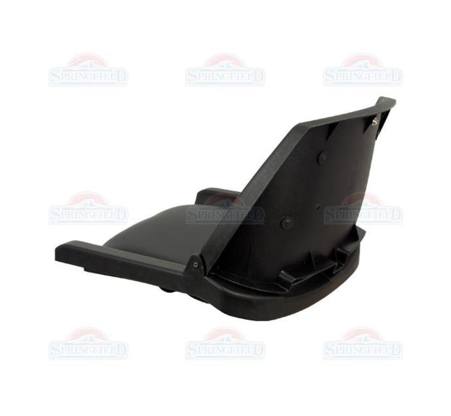 Traveler Black/Black bootstoel