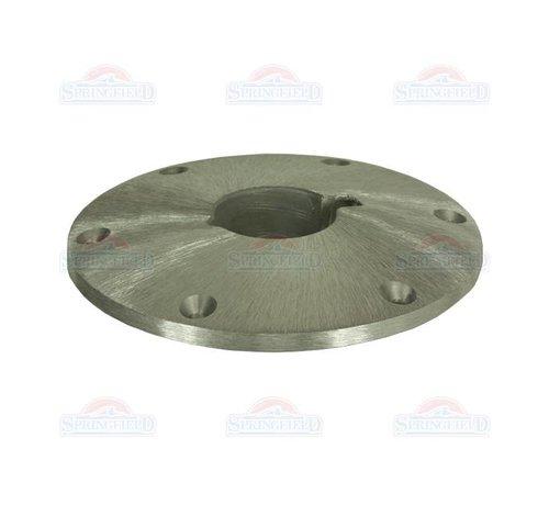 "Springfield Taper-Lock 9"" Aluminum Base Round"