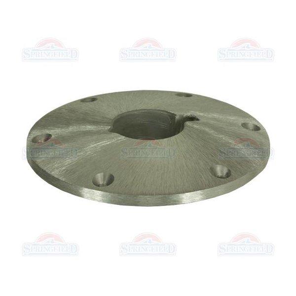 "Springfield Taper-Lock 9 ""Round-Aluminiumunter"