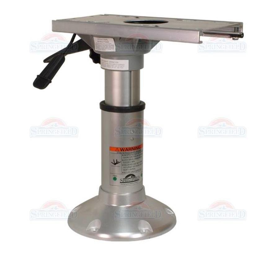 Adjustable Mainstay Pedestal, Gas powered