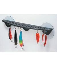 "BoatMates 12"" Hook rack Graphite"