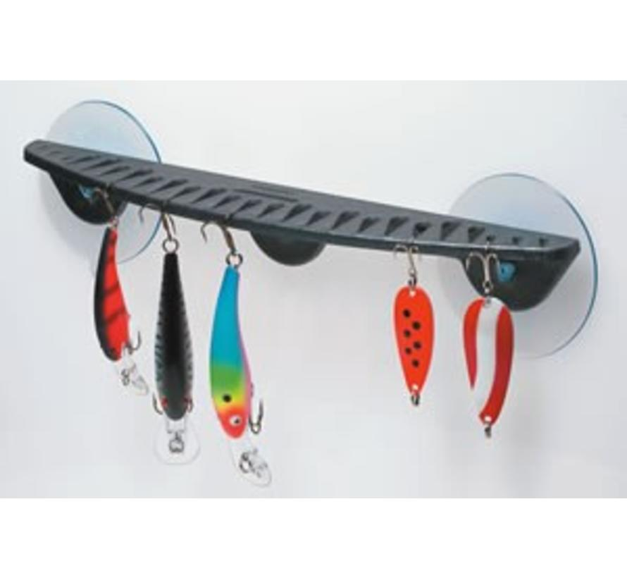 "12 ""rack Hook Graphite"
