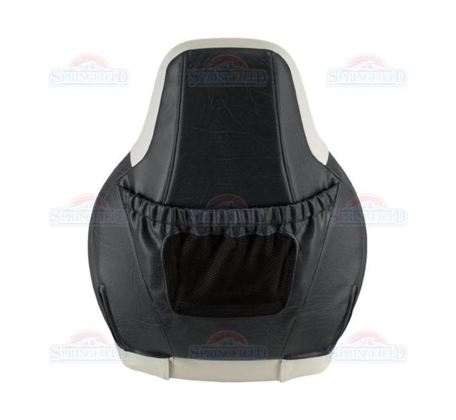 Fish Pro 100 boat chair Light gray with dark gray
