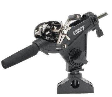 Scotty 280 baitcaster / Spinning Rod holder med sido / däcksmontage (241)