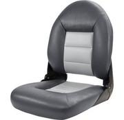 Tempress Navi Style ™ Hög rygg stol Boot Charcoal / Grå