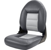 Tempress Navistyle ™ High Back Boat Chair Charcoal / Gray