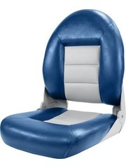 Tempress Navistyle ™ High Back Boat seat Blue / Gray