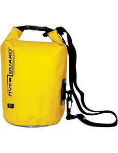 OverBoard Classic Dry Tube 5 Ltr Yellow