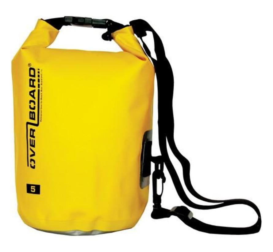 Classic Dry Tube 5 Ltr Yellow