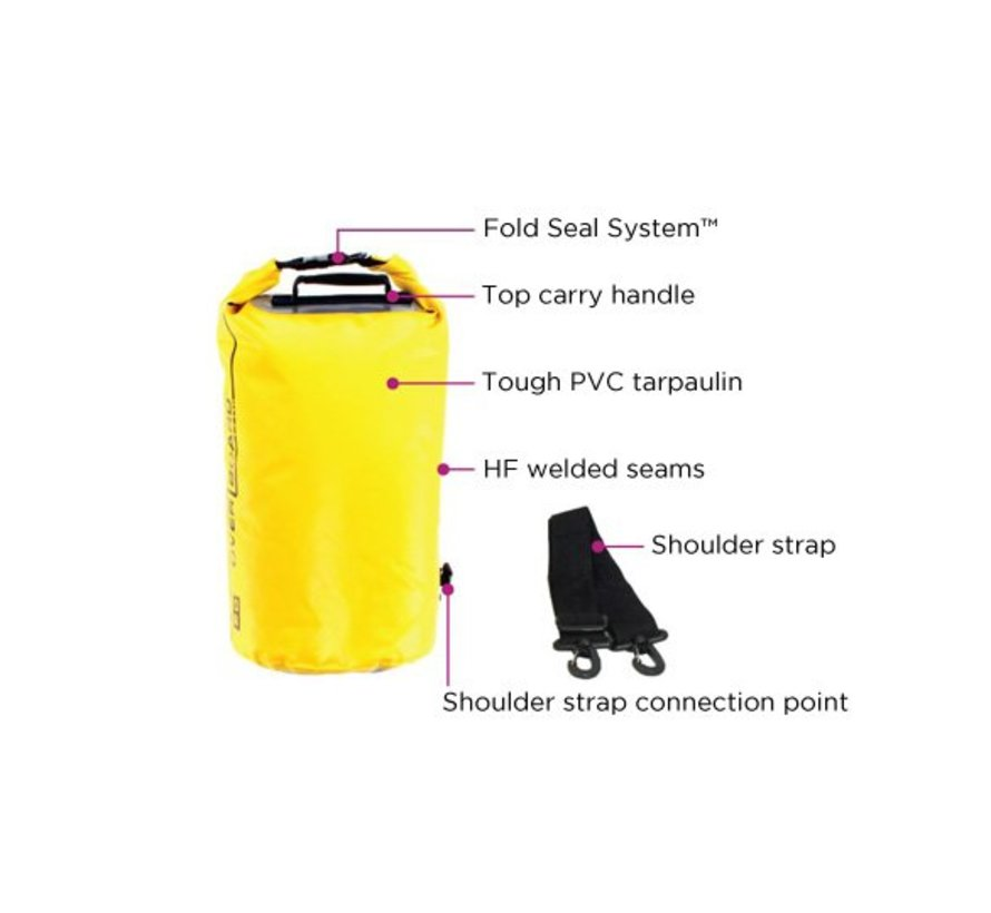 Classic Dry Tube 20 Ltr Yellow