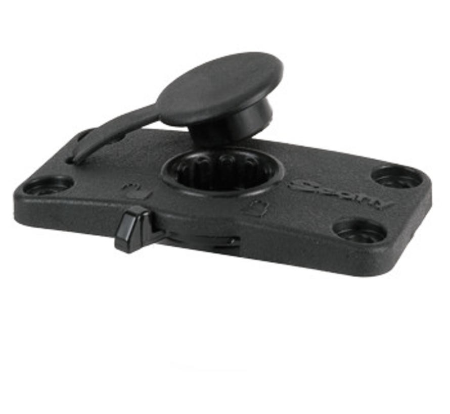 244L Locking Flush Deck Mounting Bracket