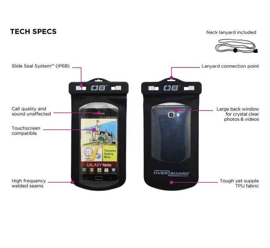Waterproof Large Phone Case