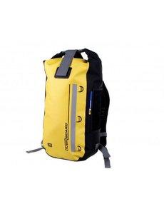 OverBoard Classic Waterproof Backpack - 20 Litres Gelb