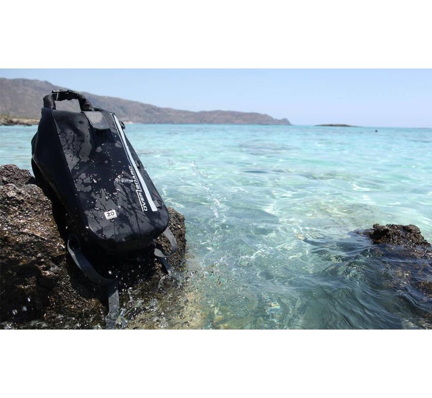 Classic Waterproof Backpack - 20 Litres Noir