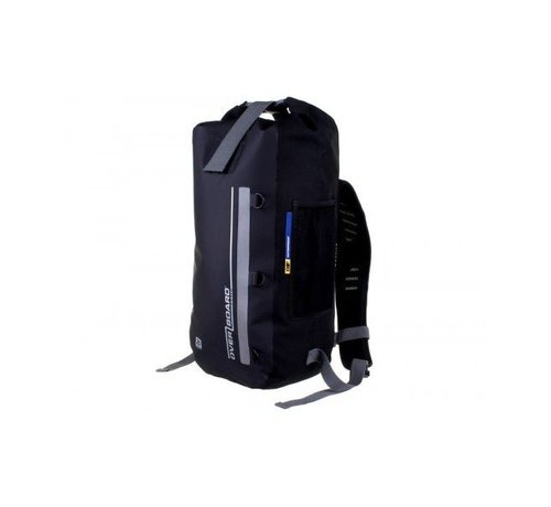 OverBoard Classic Waterproof Backpack - 20 Litres Black