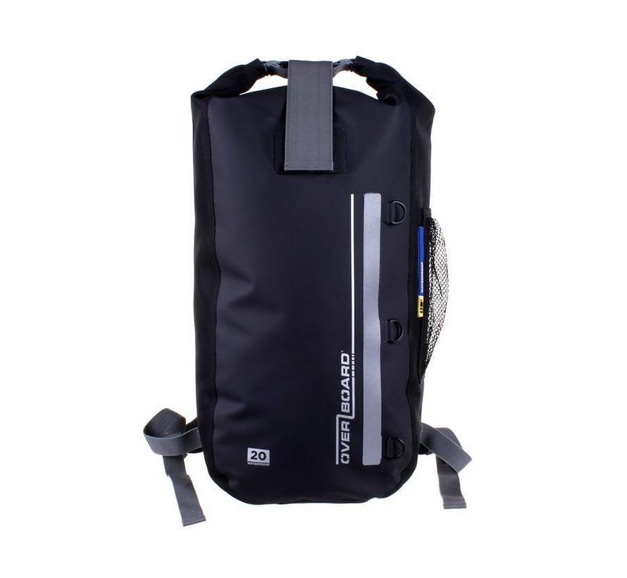 Classic Waterproof Backpack - 20 Litres Black