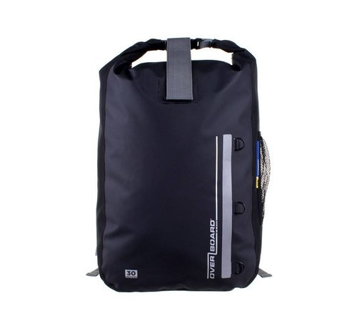 OverBoard Classic Waterproof Backpack - 30 Litres Zwart