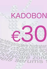 Divers Chèque cadeau 30 euros