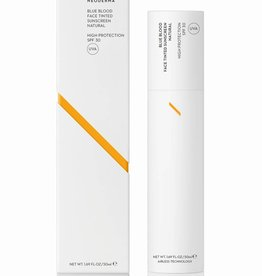 Neoderma Blue Blood Face Tinted Sunscreen Naturel