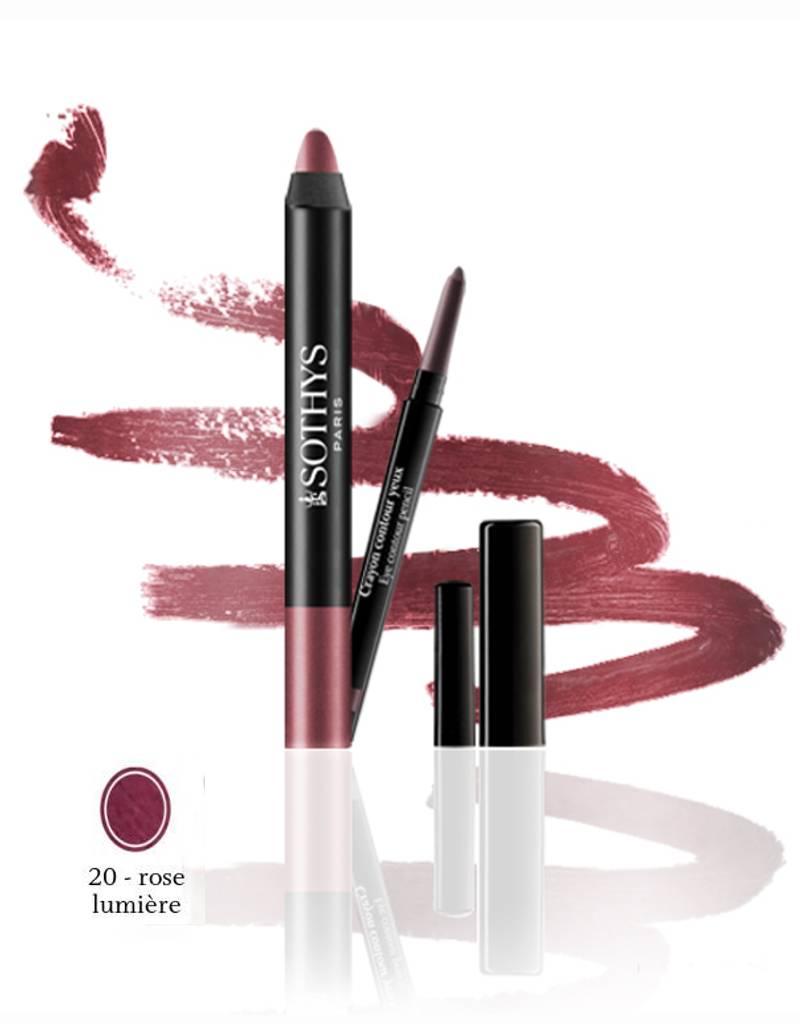 Sothys Sothys Duo lèvres - Sothys Longue tenue - Crayon Couleur et Contour Lèvres  20